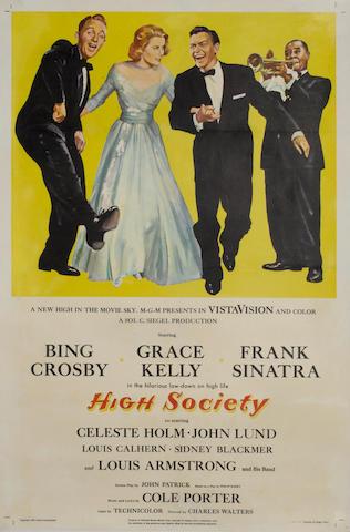 High Society, Metro-Goldwyn-Mayer, 1956,