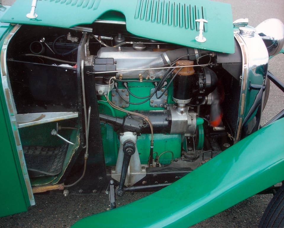 1948 HRG 1500 Sports  Chassis no. W165 Engine no. C180Q133/52