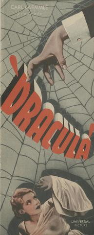 Dracula, Universal Pictures, 1931,