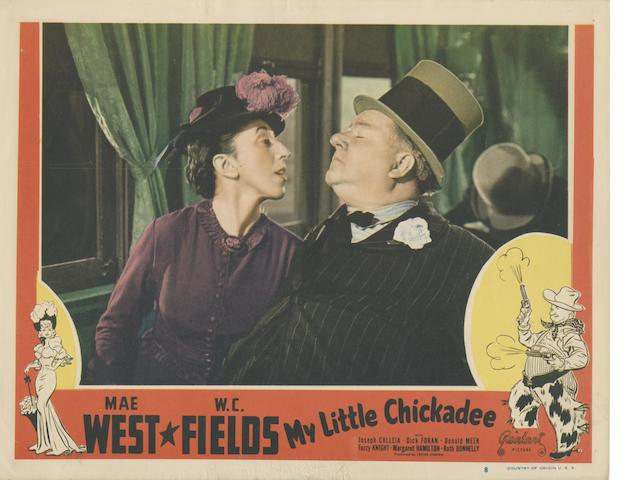 My Little Chickadee, Universal Pictures, 1940,