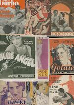 "A collection of forty ""Golden Age of Hollywood"" actress related handbills, film titles including;40"