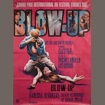 Blowup, Metro-Goldwyn-Mayer, 1966,