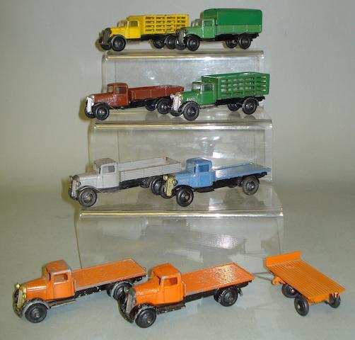 Dinky 25 series trucks 9