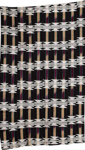 A group of six cloths Nigeria 159cm x 126cm – 189cm x 149cm 6