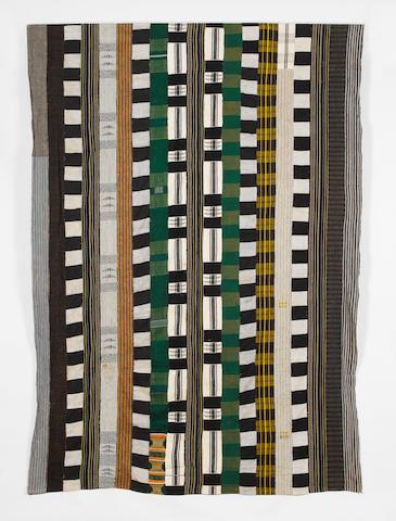 An Ewe cloth Ghana 305cm x 190cm