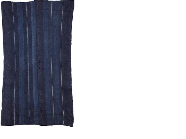 Two shawls Nigeria 160 x 92cm and 198 x 106cm  2