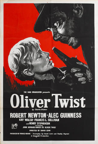 Oliver Twist, J. Arthur Rank, 1948,10 items