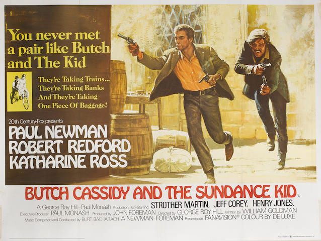 Butch Cassidy And The Sundance Kid, Twentieth Century Fox, 1969,