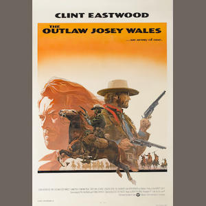 The Outlaw Josey Wales,  Warner Bros., 1976,