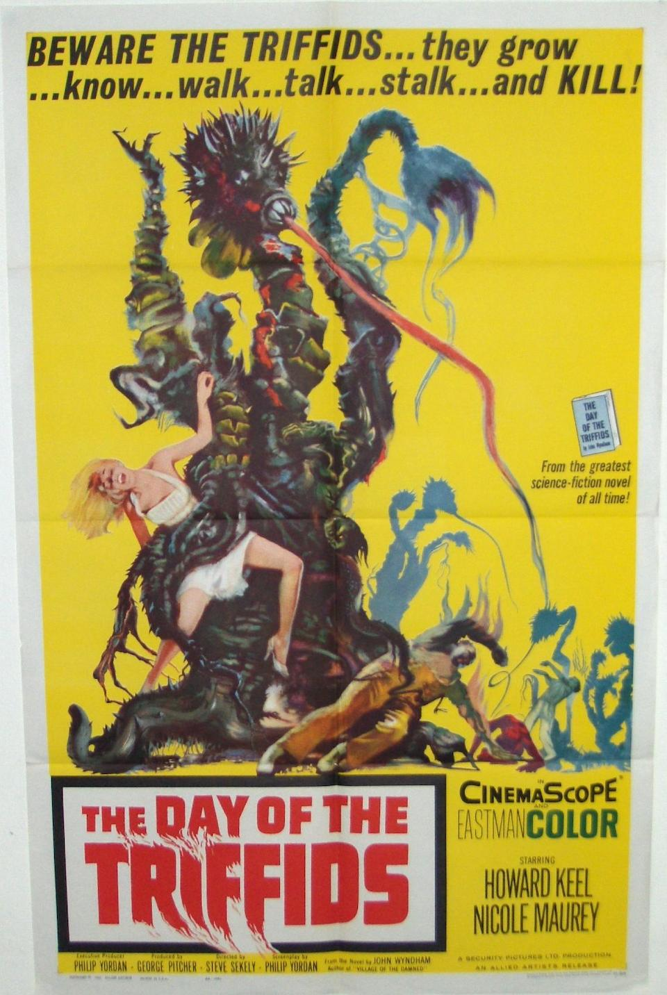 A collection of twenty-five Horror, Sci-Fi and Thriller related film posters, the majority being US one-sheets,