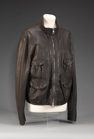 Daniel Craig's Armani jacket worn in 'Casino Royale',