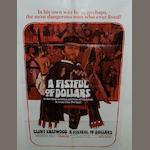 A Fistful Of Dollars, United Artists, 1967,