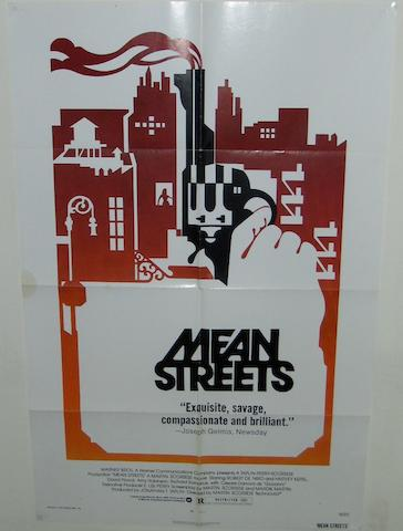 Mean Streets, Warner Bros., 1973,