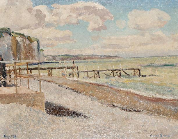 Louis le Breton (20th Century) Dieppe