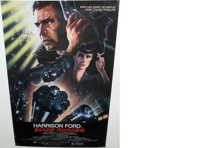 Blade Runner, Warner Bros., 1982,