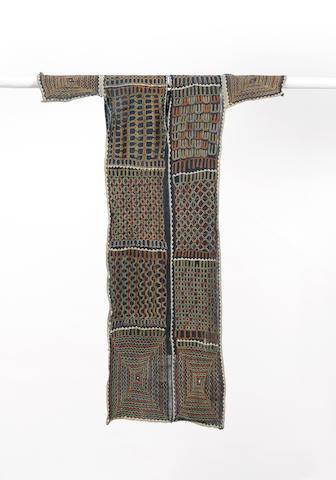 A Fulani tunic and shawl Mali 123cm x 102cm 2