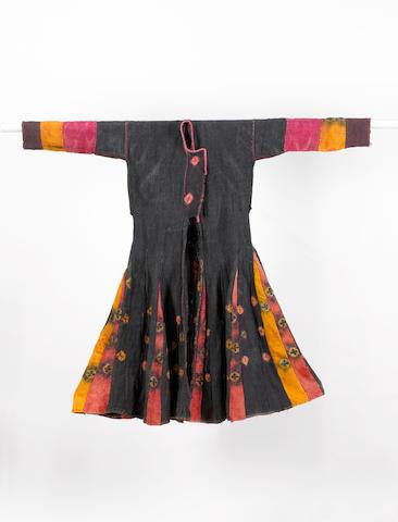 A tunic Ladakh, India 132cm long