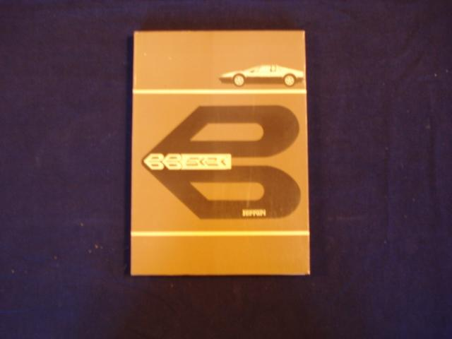 An owners manual for the Ferrari 512 BBi,