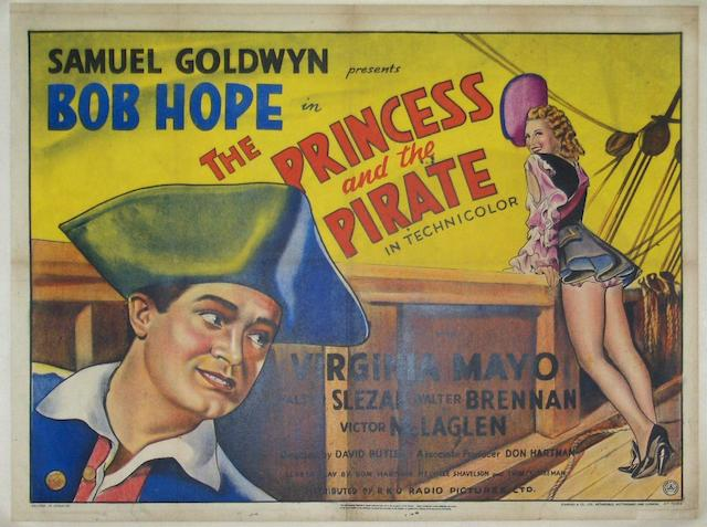 The Princess And The Pirate, RKO Radio Pictures, 1944,
