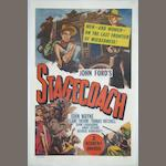 Stagecoach, United Artists, 1939,