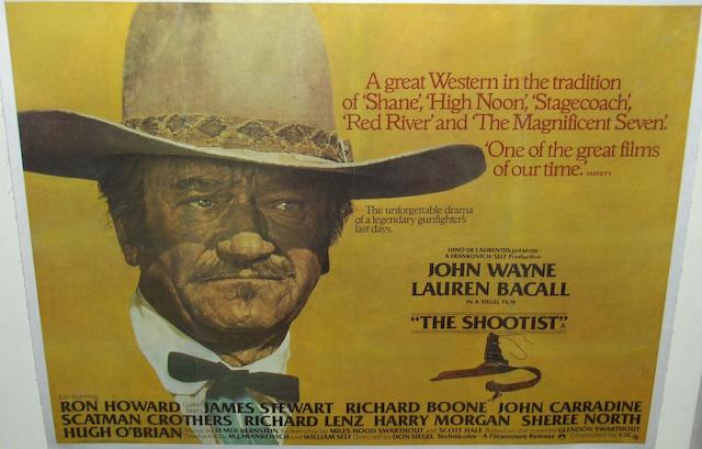 The Shootist, Paramount Pictures, 1976,