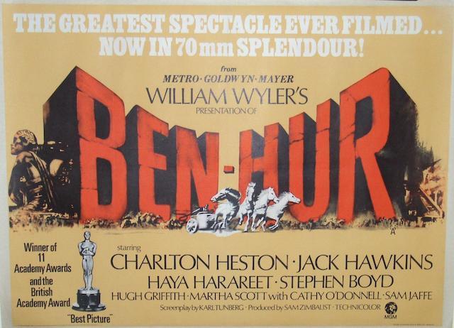 Ben-Hur, Metro-Goldwyn-Mayer, 1959,