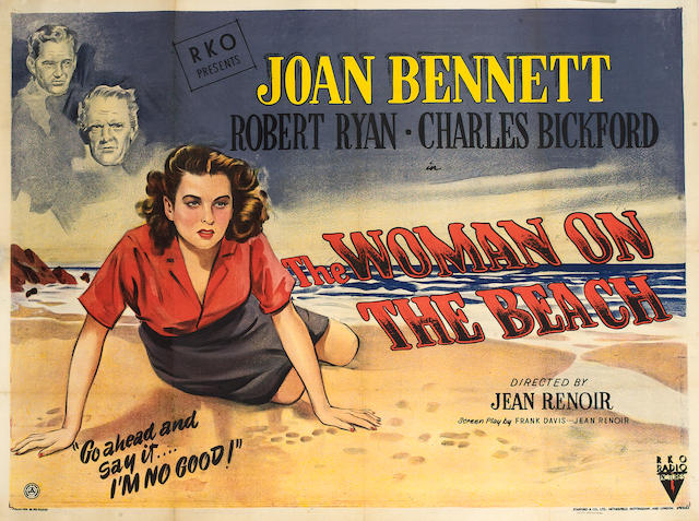Woman on the Beach, RKO Radio Pictures, 1947,