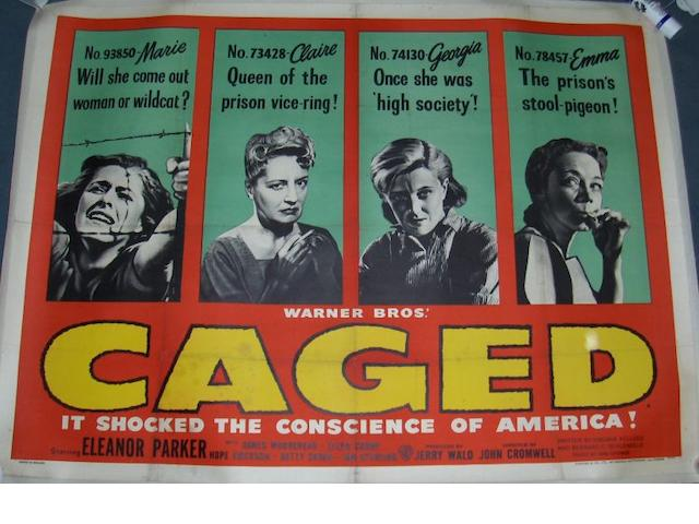 Caged, Warner Bros., 1950,