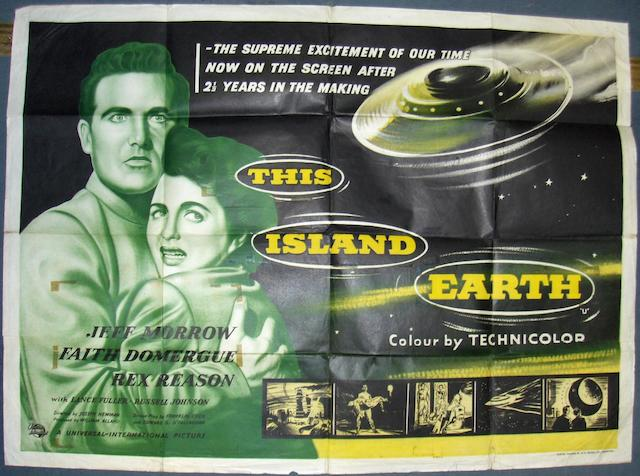 This Island Earth,  Universal Pictures, 1955,