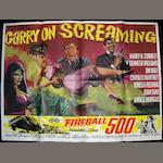 Carry On Screaming, Anglo-Amalgamated Film Distributors Ltd, 1966,