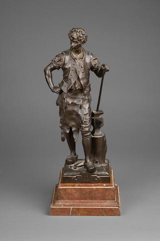 Eutrope Bouret (French, 1833 - 1906)