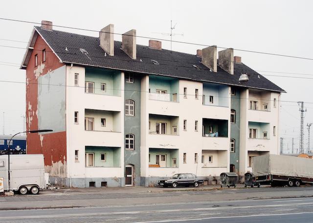 Thomas Ruff (German, 1958) 'Haus Nr.2 III', 1989-1998
