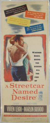 A Streetcar Named Desire Warner Bros., 1951,