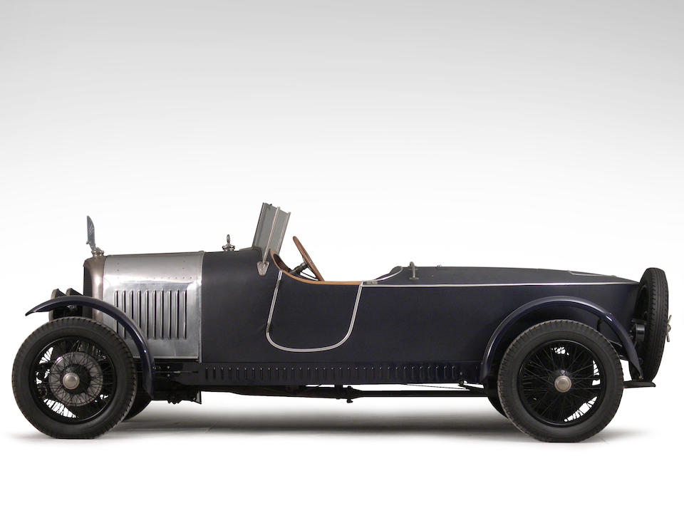 1926 Voisin C4 Roadster  Chassis no. 18533