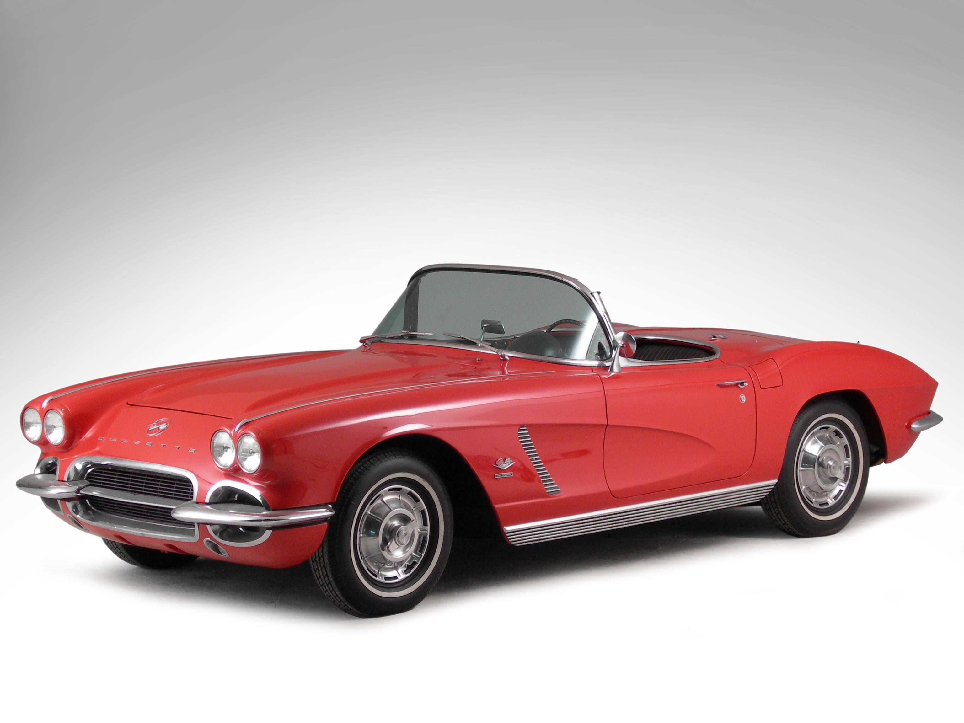 1962 Chevrolet Corvette Roadster Chassis no. 208 67S 105338