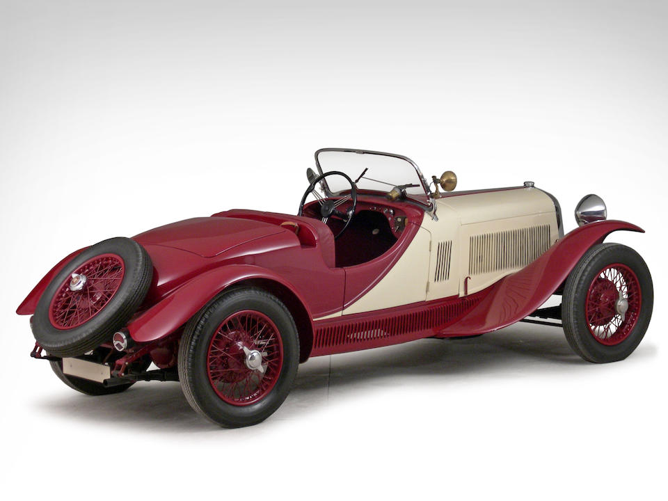 c.1930 FIAT Tipo 514MM Roadster  Chassis no. 031782