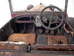 c.1920 Cottin-Desgouttes 14/16hp Type K Tourer  Chassis no. 5039