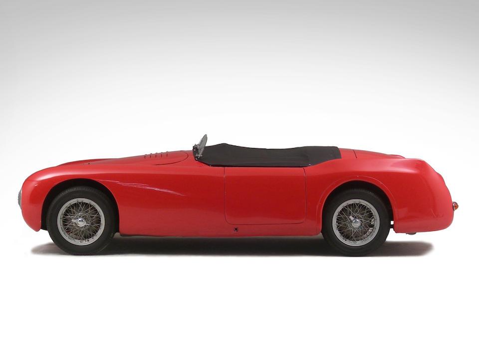 1948 Cisitalia 202 Nuvolari Mille Miglia Spyder  Chassis no. 017 Engine no. 092