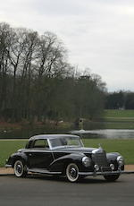 1955 Mercedes Benz 300 S Coupé,