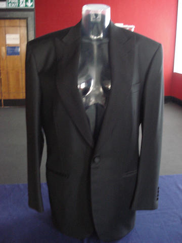A tuxedo made for Daniel Craig in his role as James Bond in 'Casino Royale',