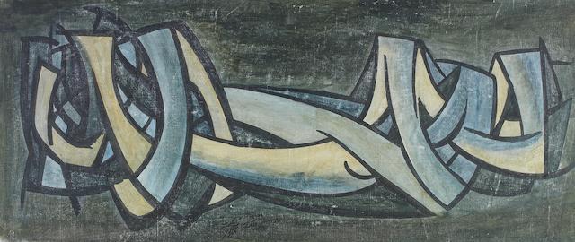 Sadequain (Pakistan, 1937-1987)