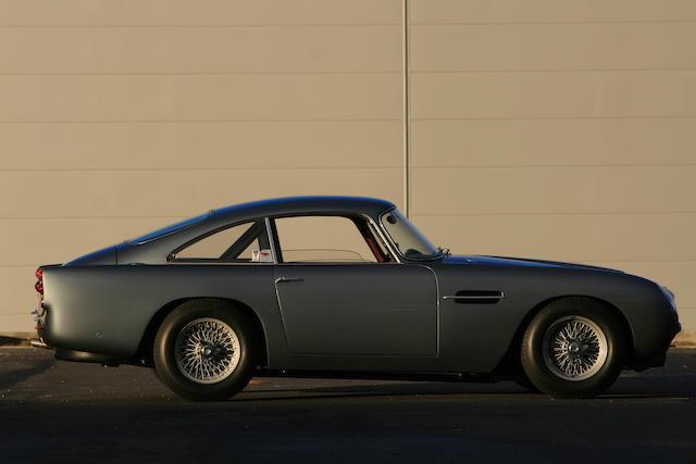Aston Martin DB4GT,
