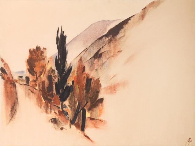 Sohrab Sepehri (Iran, 1928-1980) Kashan