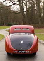 1936 Bugatti Type 57 Atalante Coupé  Chassis no. 57427 Engine no. 186