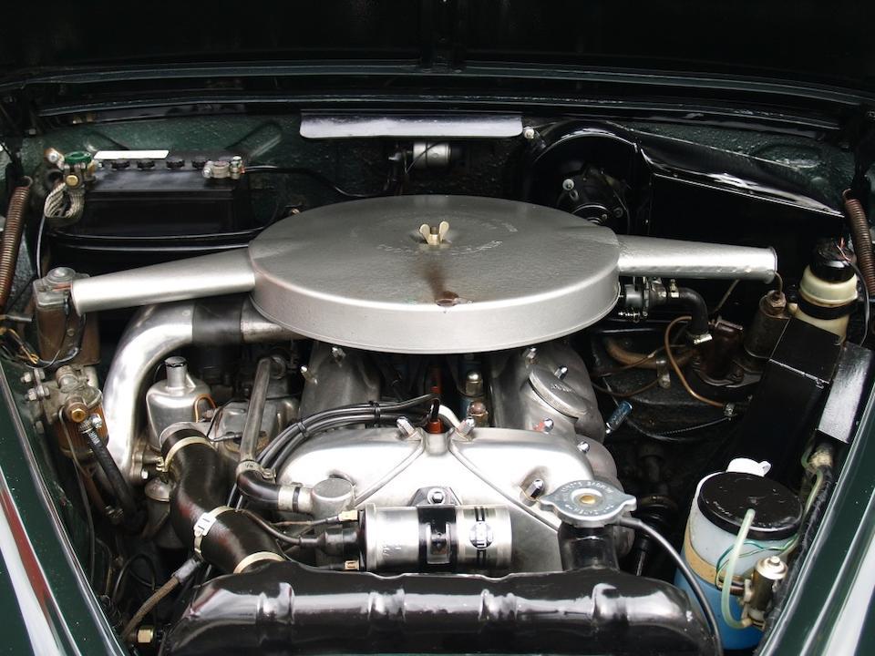 1963 Jaguar Mk2 3.8-Litre Saloon  Chassis no. 222853DN