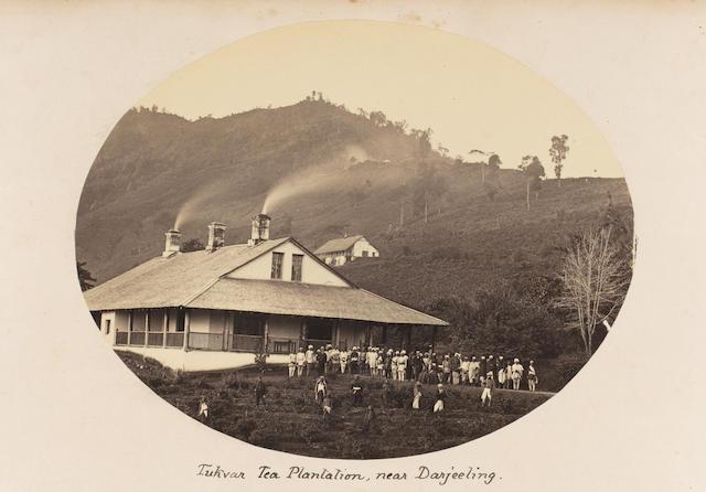 DARJEELING, ASSAM, and elsewhere  Topographical views around Darjeeling, Kulu, Simla, Shillong, Assa
