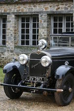 The ex-Sir Harry Oakes,1928 Hispano-Suiza H6B 37.2hp Sedanca de Ville  Chassis no. 11888 Engine no. 301893
