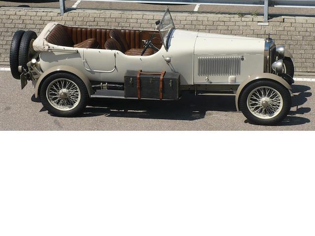 1926 Sunbeam 3.0-Litre Super Sports 'Twin Cam' Tourer 4062F