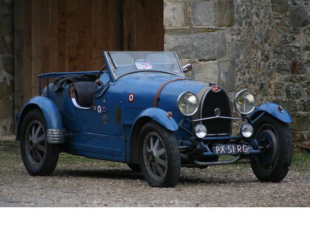 1929 Bugatti Type 43 Grand Sport 43303