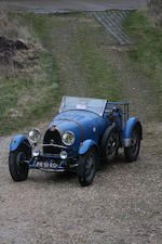 1929 Bugatti Type 43 Grand Sport  Chassis no. 43303 Engine no. 130
